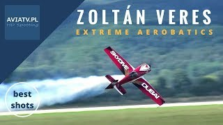 Zoltán Veres - dynamic display - air show SIAF 2013