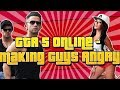 GTA 5 Online -  Making Guys ANGRY! ( Girl Voice Prank ) MP3