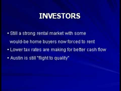 06 – Austin Real Estate Mortgage Products