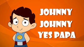 Johny Johny Yes Papa | Popular Nursery Rhymes | Laughing Dots kids Nursery Rhymes