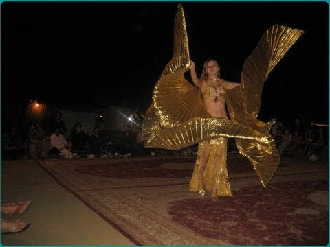 Belly Dance at his best....tang tdak tang tang