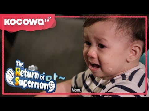 [The Return of Superman] Ep 200_William was scolded by Sam