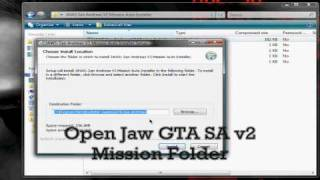 How to Install Jaws Mod/Cleo For GTA San Andreas