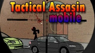 Tactical Assassin Mobile Walkthrough [ Full, All 12 Missions ]