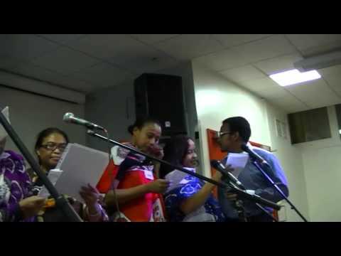 SoaMad - Bazar de fin d'année avec une chanson de VONINAVOKO