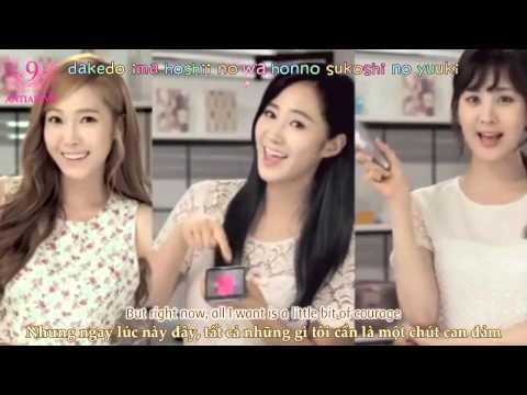 Girls' Generation (SNSD) Lingua Franca