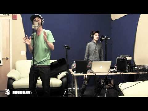 KNOCKSTEADY LIVE - GRIEVES AND BUDO