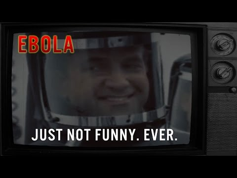 Old TV Commercial Jokes about Ebola,