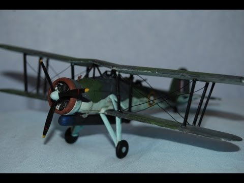 - Building Review - Revell Fairey Swordfish Mk I/III 1/72 scale