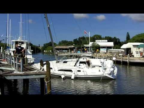 Catalina Yachts Factory Tour