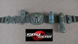 Spy Gear Batman Ultimate Utility Belt Kit from Spin Master