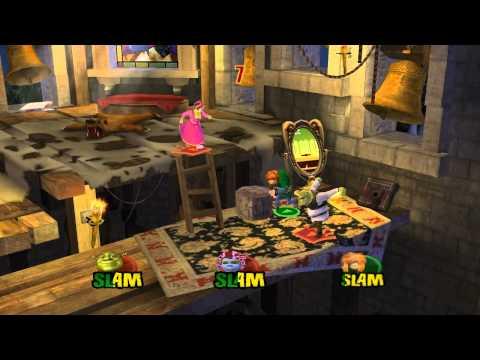 Shrek SuperSlam (PC) - Story Mode