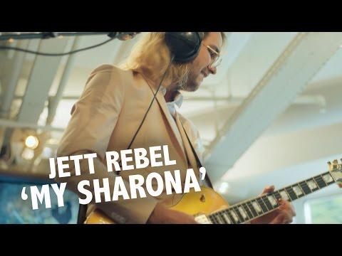 Jett Rebel - 'My Sharona' (The Knack cover) Live @ Ekdom In De Ochtend
