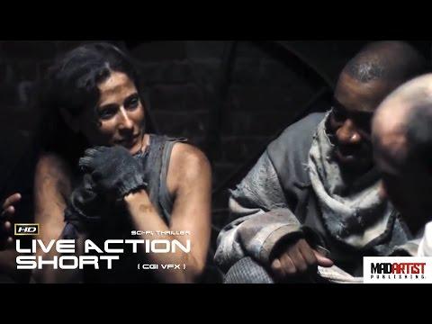 APOCALYPTIC CGI VFX Sci-Fi film | PHOENIX 9 (Amir Reichart & Peer Gopfrich)