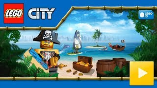 LEGO City My City 2 - New Update Pirates Season | New Vehicles gameplay Walkthrough (android,ios)