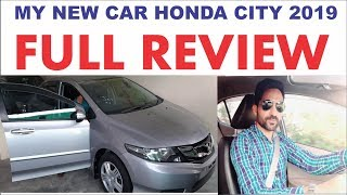my car review honda city 2019 manual 1.3! Zawar awan