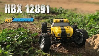 """HBX 12891 DUNE THUNDER - 1:12 4WD Dune Buggy - """"The Super Strong Cheap RC Car"""" - [RC MOMENT]"""