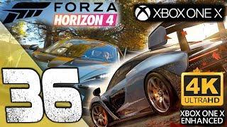Forza Horizon 4 I Capítulo 36 I Let's Play I XboxOne X I 4K