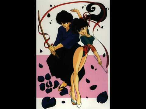 Ranma 1/2 - Fighting Songs Karuta - (30) - Mori No Kuma-san Music Videos