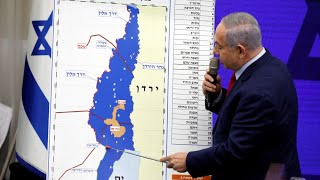 Big Deal! Netanyahu vows to annex West Bank's Jordan Valley after Israeli election
