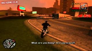 GTA: Liberty City Stories (PS2) - Mission #18 - Frighteners