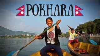 IS POKHARA, NEPAL WORTH VISITING? Tour of the Beautiful Phewa Lake