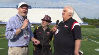 Albany v Terps Postgame Show Maryland Lacrosse NCAA tournament