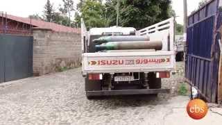 Semonun Addis - Coverage on Gast Solar Mechanics PLC.