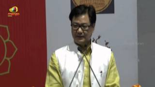 Kiren Rijiju at International Buddha Poornima Diwas Celebrations in Delhi | Mango News