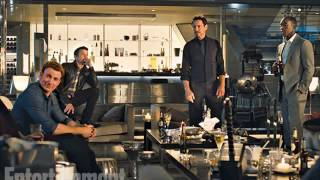 Avengers - AVENGERS: AGE OF ULTRON First Official Images Hit The Web - AMC Movie News
