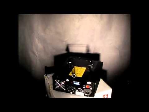 Laser World Es 400 RGB Reveiw