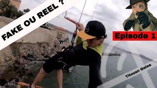 VOL STATIONNAIRE en KITESURF 😱🤔! FAKE ou REEL ??? | LAB TV ⭐Tsukiyo du Kite 😂