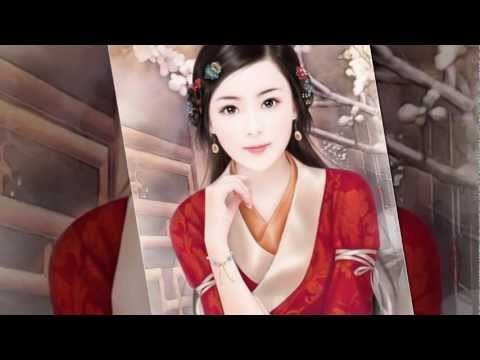 陳悅Chen Yue - 亂紅Flowers in a Riot of Colour (Feat. 秦淮八豔)