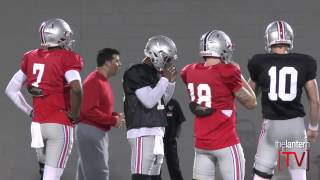 Ohio State 2017 Spring Practice - Raw Footage 3/21