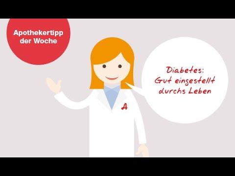 Diagnose Diabetes, was nun?
