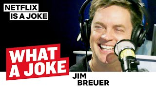 Jim Breuer's Airbnb Nightmare | What a Joke | Netflix Is A Joke