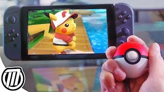 Pokémon: Let's GO Pikachu Gameplay Explained, Gen 8 & Everything You Need to Know