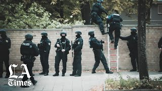 2 killed in shooting near synagogue in Germany. 1 arrested