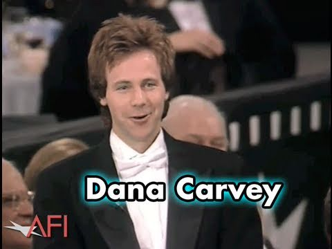 Dana Carvey Jumping Train Cars With Kirk Douglas Video