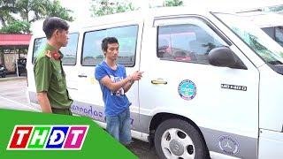 Bắt thanh niên trộm xe ô tô đang trên đường tẩu thoát | THDT