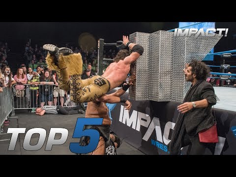 Top 5 Must-See Moments from IMPACT for Apr. 19, 2018   IMPACT! Highlights Apr. 19, 2018