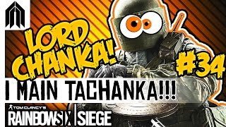 Rainbow Six Siege Funny Moments! - Lord Chanka, Quad Feed Fail, Caveira Hacks & AFK Recruits