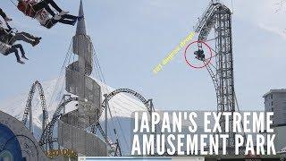 Japan's MOST EXTREME Amusement Park!
