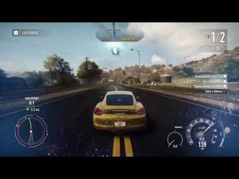Need For Speed Rivals : Gameplay ATI 5670 [HD]