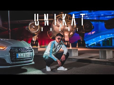 XHANI - UNIKAT prod. by AlexSayBeats (Official Video)