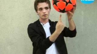 Football Freestyle - Le spinning par Gautivity double champion du monde - Sport - freestyle football