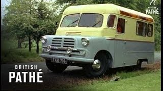 Home On Wheels (1957)