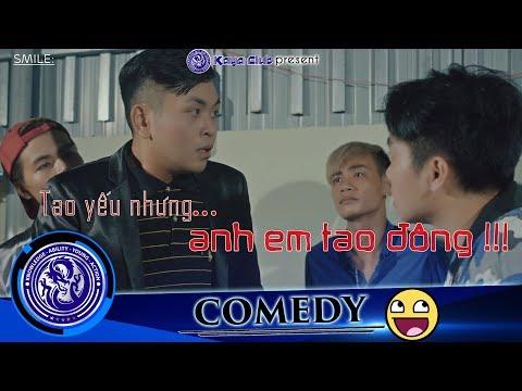 Hài Hước Vui Nhộn Nhịp: TAO YẾU NHƯNG ANH EM TAO ĐÔNG !!! - KAYAclub (Smile) FULL 4K | KAYA