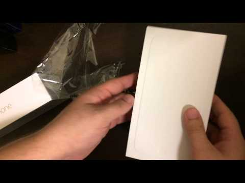 Unboxing IPhone 6 Plus 16g Apple BR
