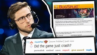 5 Times League of Legends BROKE At Esports Events
